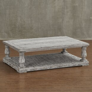 Vintage White Coffee Table Wayfair