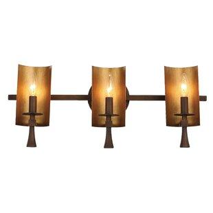 Millwood Pines Sturm 3-Light Vanity Light