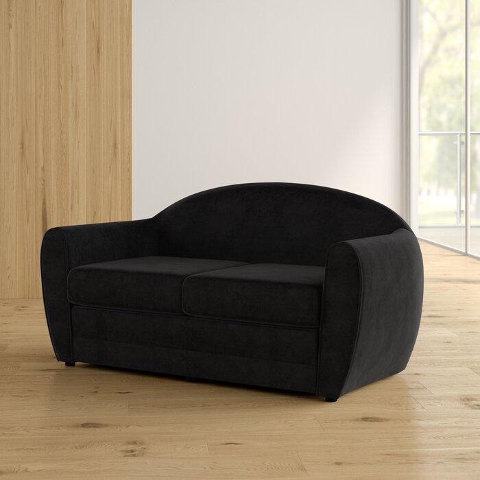 Astounding Paredes Sleeper Loveseat Evergreenethics Interior Chair Design Evergreenethicsorg