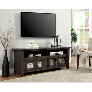 Low priced Harpersville TV Stand for TVs up to 60 by Red Barrel Studio Reviews (2019) & Buyer's Guide