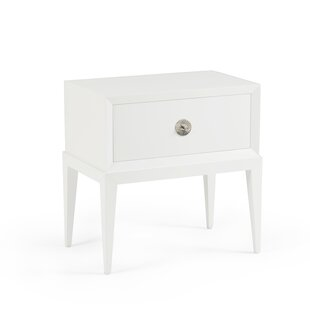 Wildwood Beveled Box On Stand End Table