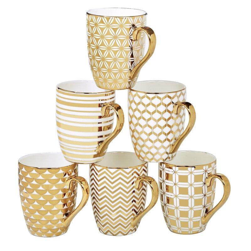 mugs and teacups