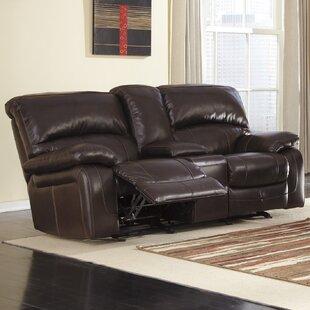 Krebs Glider Reclining Sofa