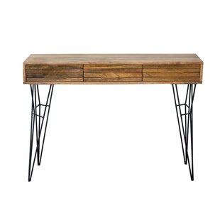 Booher Shutter Console Table