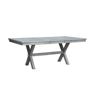 Sawyer Dining Table by Gracie Oaks