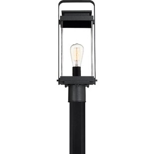 Compare prices Narragansett 1-Light 19.5 Post Light By Breakwater Bay