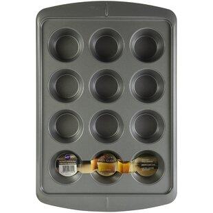 Ever-Glide 12-Cup Non-Stick Muffin Pan