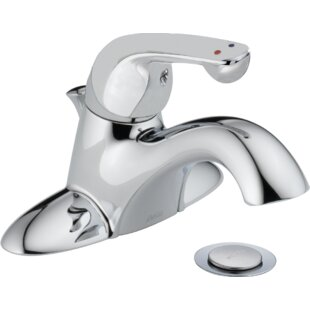 Delta Centerset Lavatory Faucet with Pop-Up ..