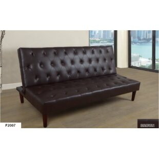 St Judes Simple Convertible Sofa by Latitude Run