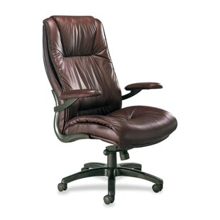 Mayline Group Series 100 Leather Executive Chair