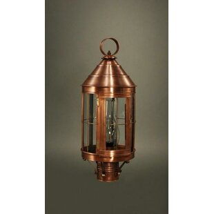 Northeast Lantern Heal Chimney Cone Top 1-Light Lantern Head