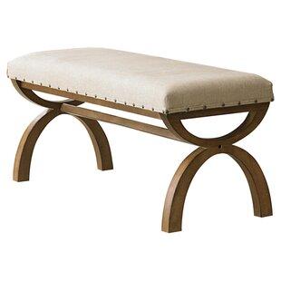 Lark Manor Ema Upholstered Bench