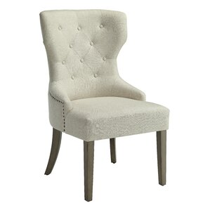 Florence Wingback Chair by Donny Osmond Home