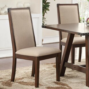 Lamb Upholstered Dining Chair (Set of 2) ..