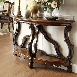 Fabulous Eastern Legends Valencia Demi Lune Console Table Living Gmtry Best Dining Table And Chair Ideas Images Gmtryco