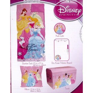 Disney Princess Magical Room Makeover Trunk