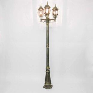 Chudleigh 3-Light 220cm Post Light Image