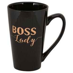 Hypnos Boss Lady Latte Coffee Mug