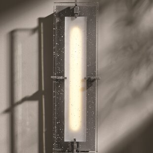 Ethos LED Outdoor Flush Mount by Hubbardt..