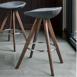 Palm W 26.5'' Bar Stool by Calligaris