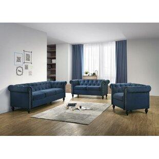 Alcott Hill Navin Configurable Living Room Set