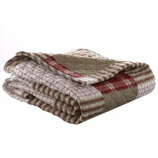 Camano Island Quilted Throw Blanket