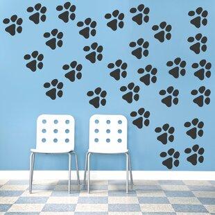Dog Paw Print Bedding | Wayfair