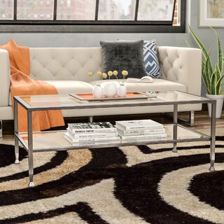 Aquilla Coffee Table by Three Posts SKU:DA197442 Guide