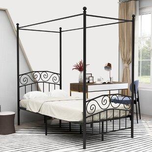 Svartalfheim Canopy Bed