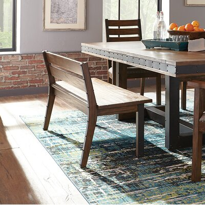 Dining Espresso Wood Benches You Ll Love In 2019 Wayfair
