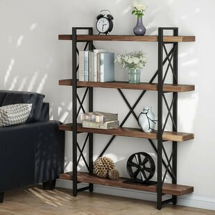 Best Reviews Schleicher Etagere Bookcase by Gracie Oaks