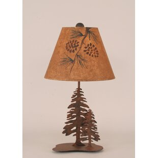 Coast Lamp Mfg. Rustic Living 21.5