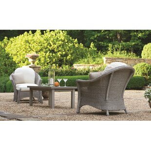 Regent Lounge Patio Seating Group with Cushions