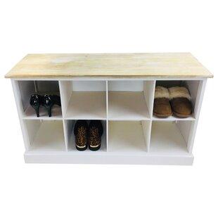 Discount Pippa Wood Storage Bench