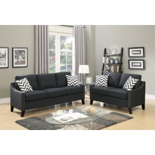 Venne 2 Piece Living Room Set by Latitude Run