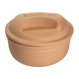 Romertopf 2-qt. Round Dutch Oven