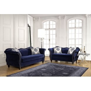 Everly Quinn Gephart 2 Piece Living Room ..