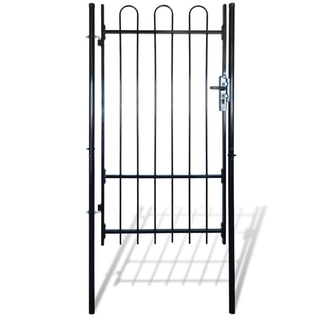 Wfx Utility Metal Gate Wayfair
