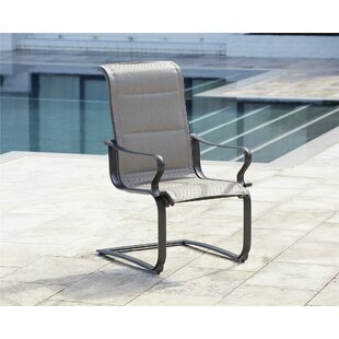 Coyle Tool-Free Patio Dining Chair (Set of 2)
