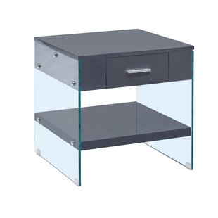 Chafin End Table with Storage