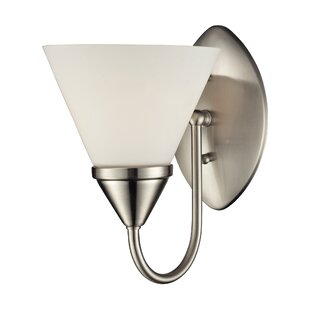 Winston Porter Fuentes 1-Light Bath Sconce