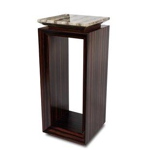 Sergio End Table by Michael Amini
