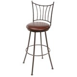 Traxler Swivel Bar & Counter Stool by Millwood Pines
