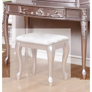 Kelli Decorative Vanity Desk by Rosdorf Park