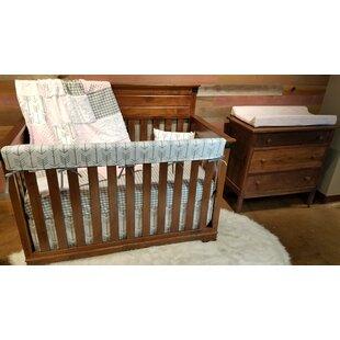 Low priced Stricker 3 Piece Crib Bedding Set ByHarriet Bee