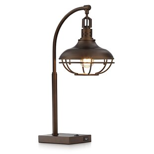 Norvell Post 25 Table Lamp