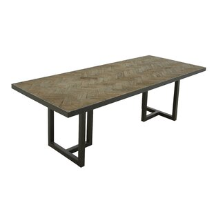 Raina Rectangular Dining Table 17 Stories