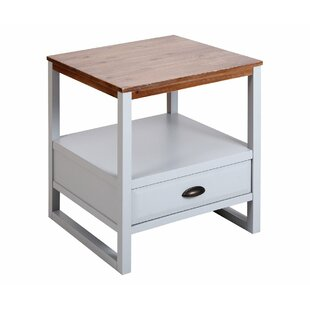 Eminence End Table with Storage by Alcott Hill