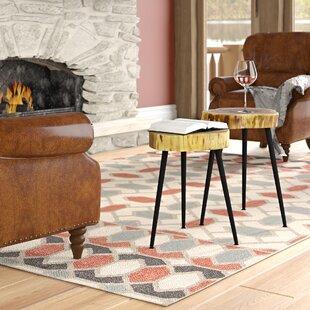 Wood Stump Table   Wayfair