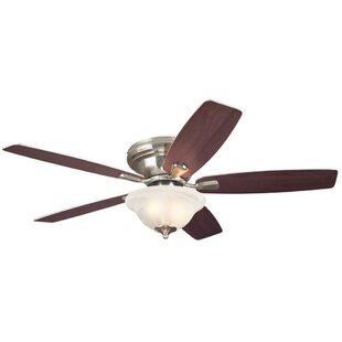 "Best 52"" Sumter 5-Blade Ceiling Fan By Westinghouse Lighting"